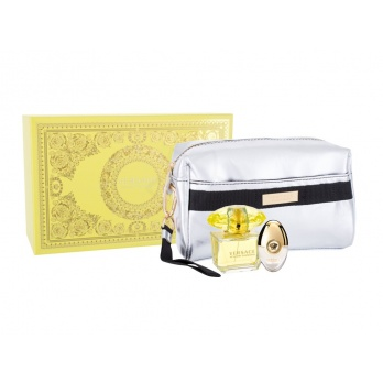 Versace Yellow Diamond dárková sada toaletní voda