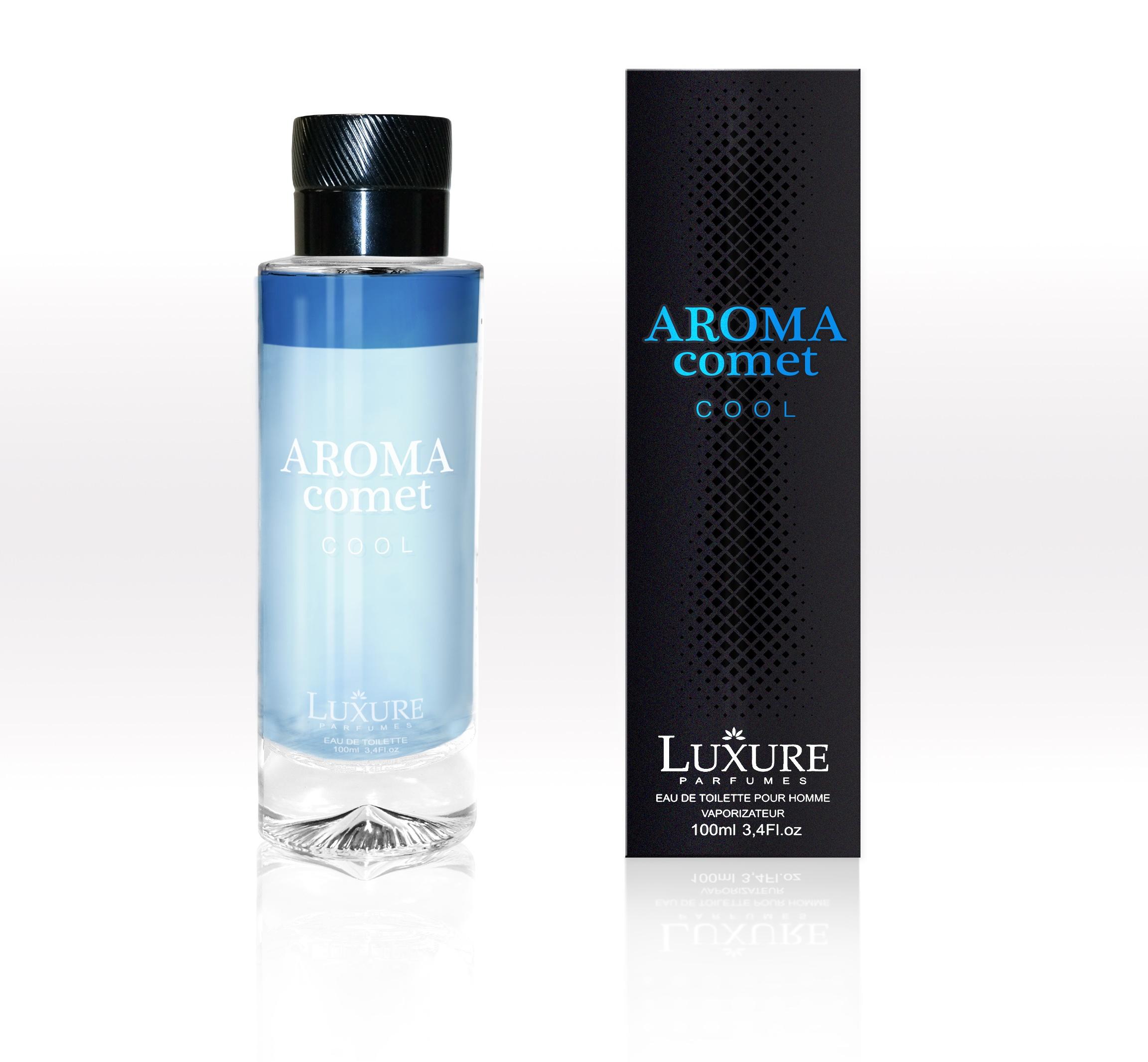Luxure Aroma Comet Cool toaletní voda pro muže