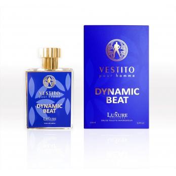 Luxure Vestito Pour Homme Dynamic Beat toaletní voda