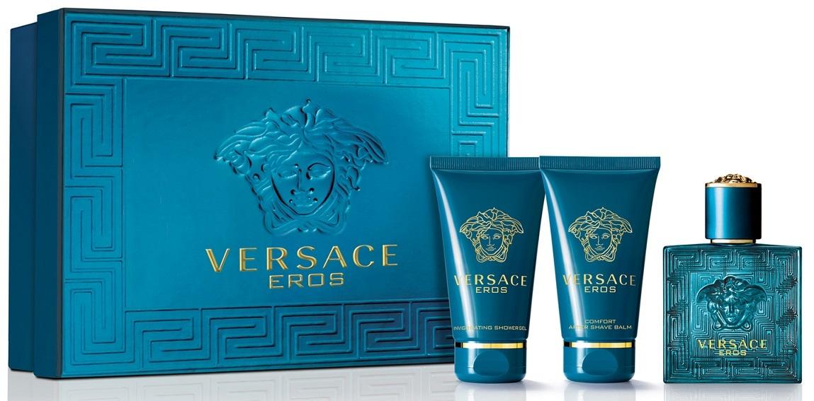 Versace Eros dárková sada pánská