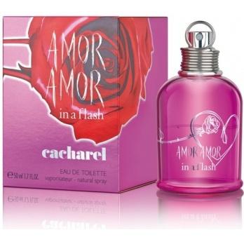 Cacharel Amor Amor In a Flash toaletní voda pro ženy