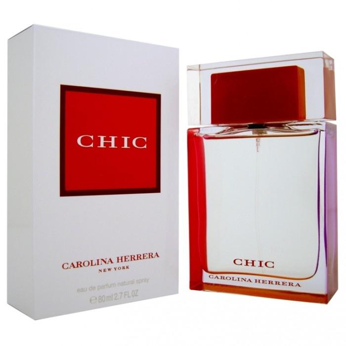 Carolina Herrera Chic parfémová voda