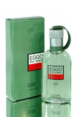 Chat D´or Eggo Green Men toaletní voda 100 ml