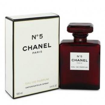 CHANEL No. 5 Red edition parfémovaná voda pro ženy