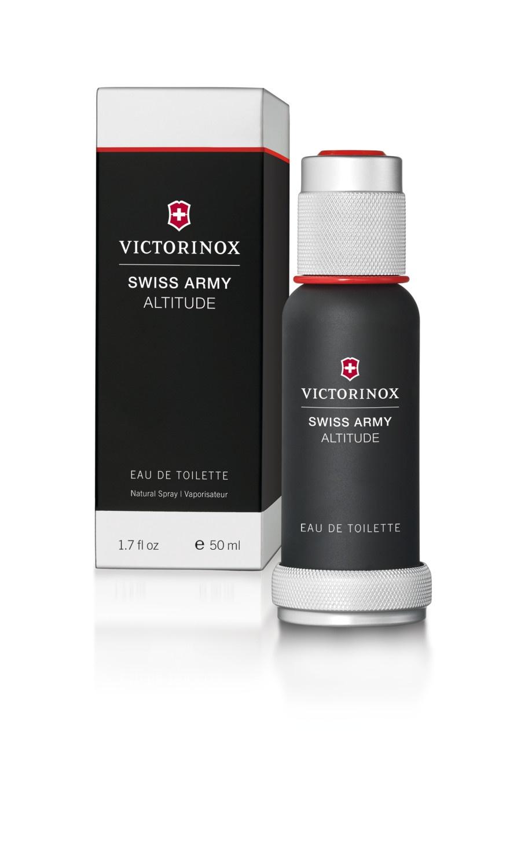 Swiss Army Altitude toaletní voda pro muže 100 ml + výdejní místa po celé ČR