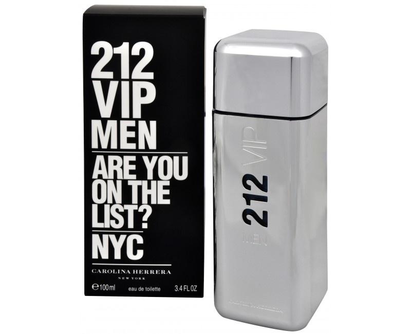 Carolina Herrera 212 VIP Men toaletní voda
