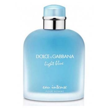 Dolce & Gabbana Light Blue Eau Intense Pour Homme parfémová voda pro muže