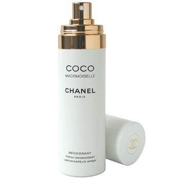CHANEL Coco Mademoiselle deodorant ve spreji 100 ml + výdejní místa po celé ČR