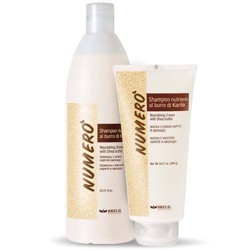 Brelil Numero Karité šampon