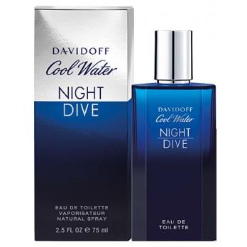 Davidoff Cool Water Night Dive toaletní voda