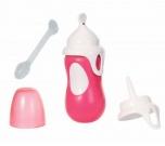 Zapf Creation Baby born Interaktivní lahvička a lžička
