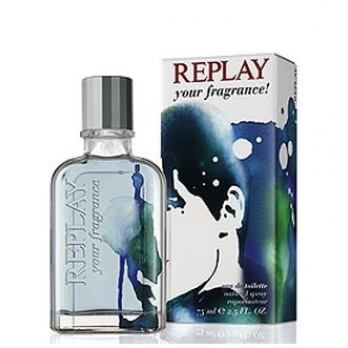Replay Your Fragrance! for Him toaletní voda