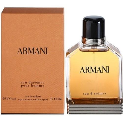 Giorgio Armani Eau D´Aromes toaletní voda pro muže