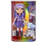 MGA Rainbow Surprise Duhová panenka Amethyst rae