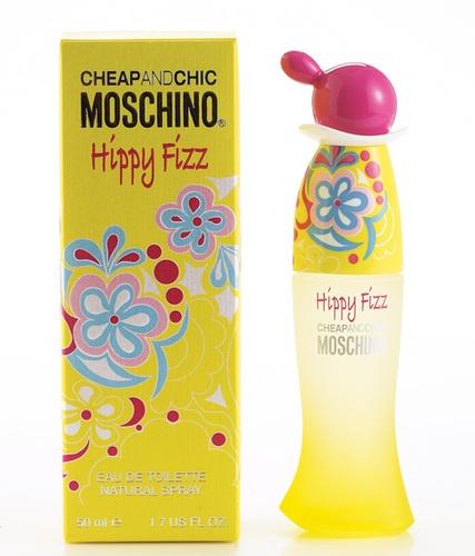 Moschino Hippy Fizz toaletní voda