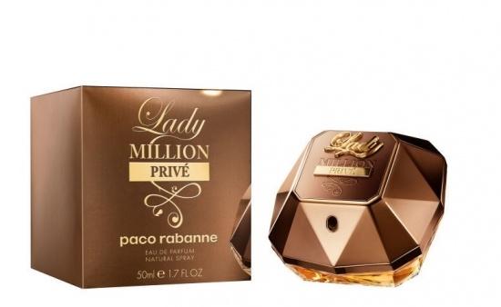 Paco Rabanne Lady Million Privé parfémovaná voda pro ženy 50 ml + výdejní místa po celé ČR