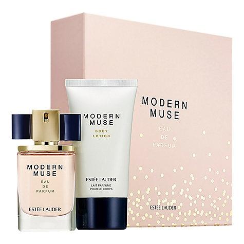 Estée Lauder Modern Muse dárková sada Edp 30 ml + tělové mléko 75 ml + výdejní místa po celé ČR