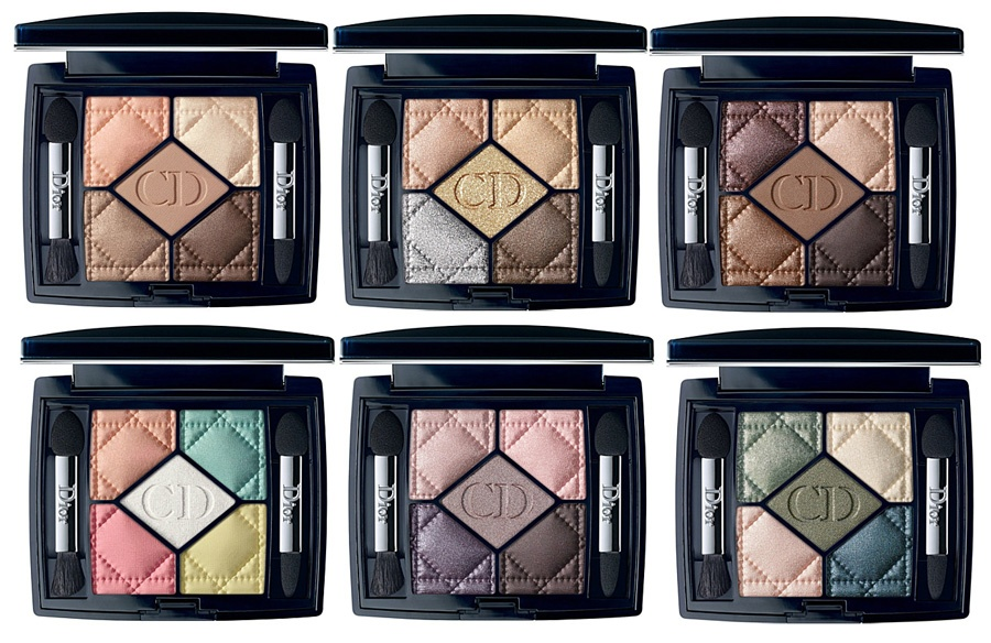 Dior 5 Couleurs Oční stíny
