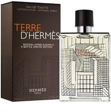 Hermès Terre d'Hermès H Bottle Limited edition 2017 toaletní voda pro muže