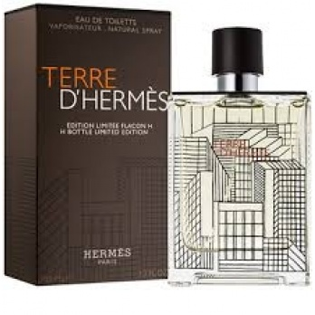 Hermes Terre d'Hermes H Bottle Limited edition 2017 toaletní voda pro muže