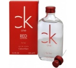 Calvin Klein CK One Red Edition for Her toaletní voda