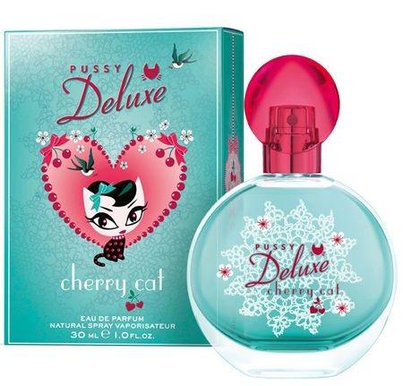 Pussy Deluxe Cherry Cat parfémovaná voda dámská