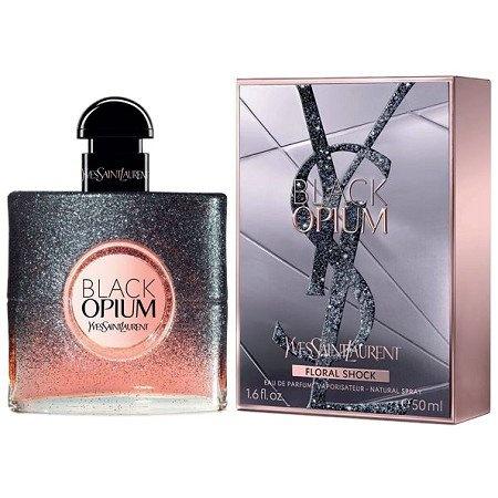 Yves Saint Laurent Opium Black Floral Shock parfémovaná voda pro ženy 50 ml + výdejní místa po celé ČR