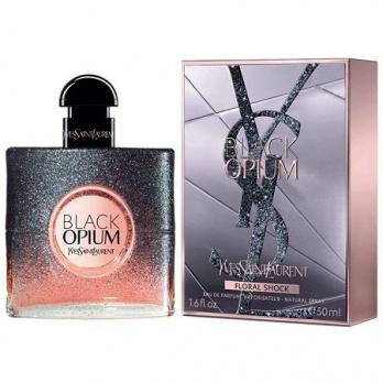 Yves Saint Laurent Opium Black Floral Shock parfémovaná voda pro ženy