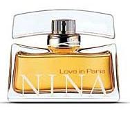 Nina Ricci Love In Paris  parfémová voda