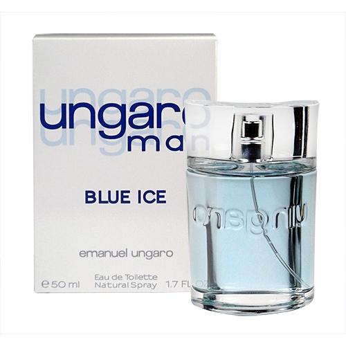 Emanuel Ungaro Blue Ice toaletní voda