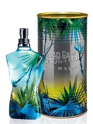 Jean Paul Gaultier Le Male Summer 2012 kolínská voda
