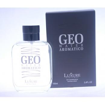 Luxure Geo Water Aromatico toaletní voda pro muže