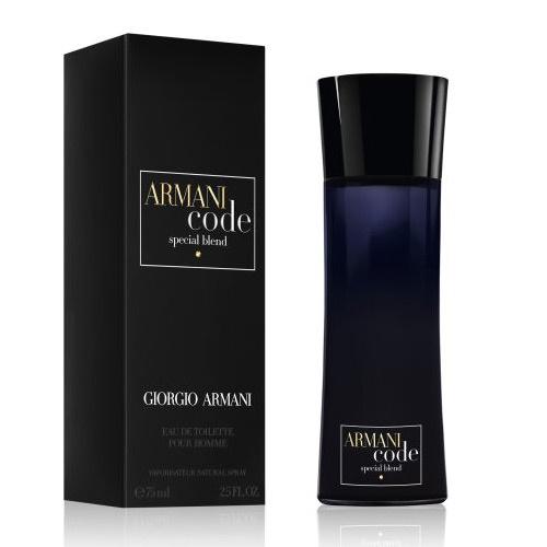 Armani Code Special Blend Toaletní voda pro muže 75 ml + výdejní místa po celé ČR