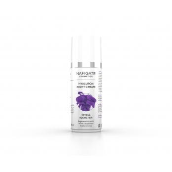 NAFIGATE Cosmetics Regenerační noční krém - Hyaluron Night Cream