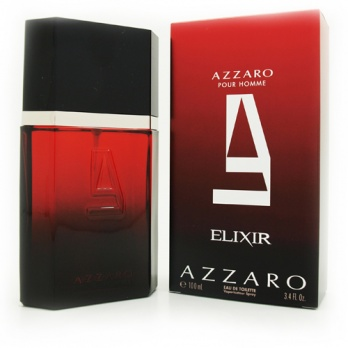 Azzaro Pour Homme Elixir toaletní voda