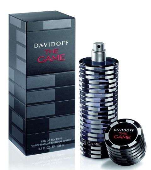 Davidoff The Game toaletní voda