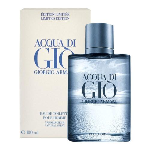 Giorgio Armani Acqua di Gio Blue Edition Pour Homme toaletní voda
