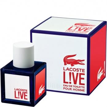 Lacoste Live pour homme toaletní voda