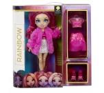 MGA Rainbow High Fashion panenka Stella Monroe - purpurová