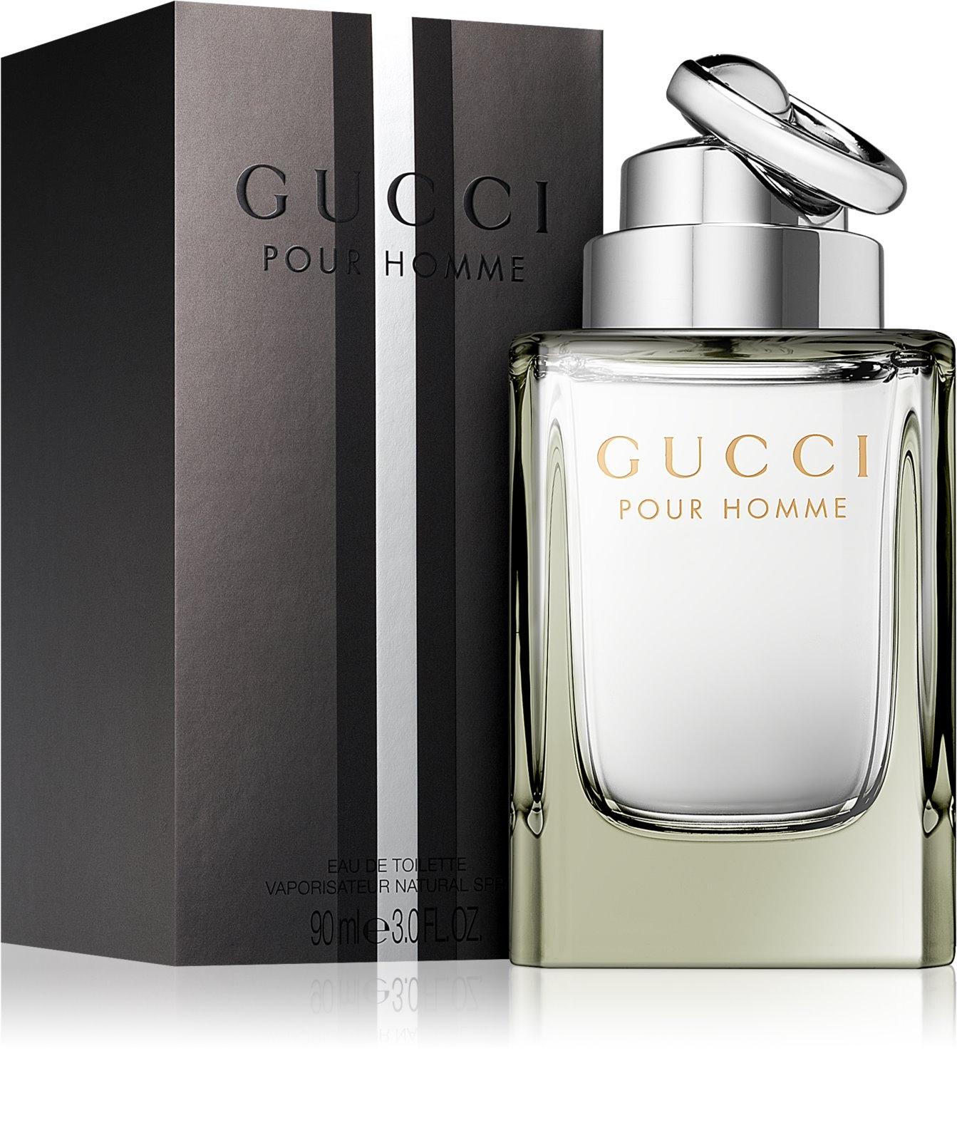 GUCCI By Gucci Pour Homme toaletní voda 90 ml + výdejní místa po celé ČR