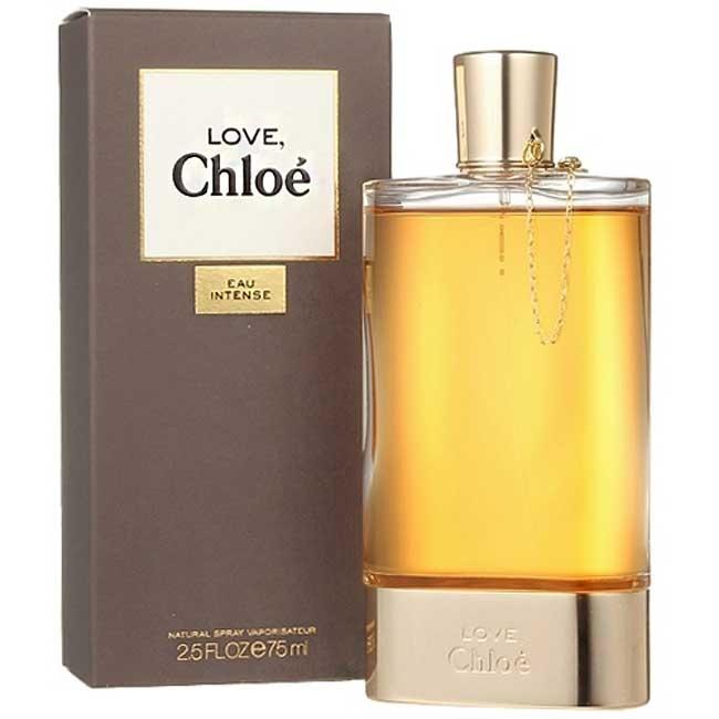 Chloé Love Intense parfémová voda + výdejní místa po celé ČR
