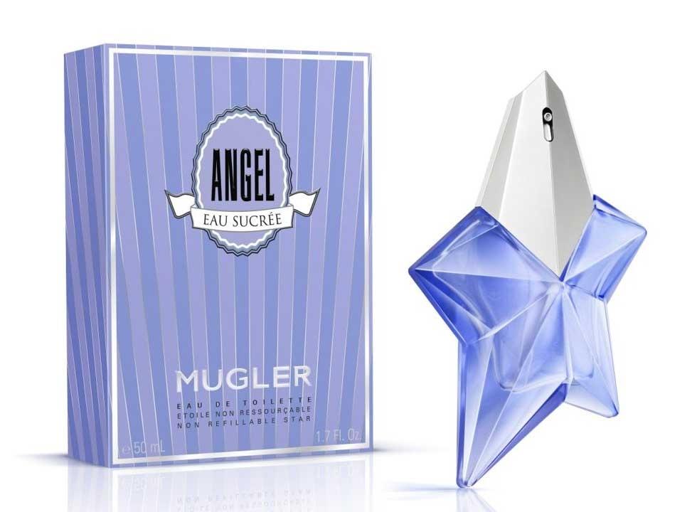Thierry Mugler Angel Eau Sucrée 2017 dámská toaletní voda plnitelná