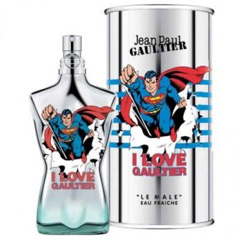 Jean Paul Gaultier Le Male Superman Eau Fraiche toaletní voda