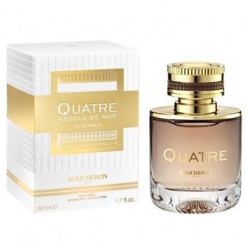 Boucheron Quatre Absolu De Nuit parfémová voda pro ženy