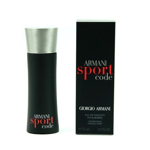 Giorgio Armani Code Sport toaletní voda