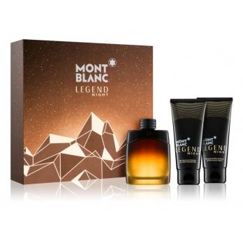 Mont Blanc Legend Night dárková sada pro muže