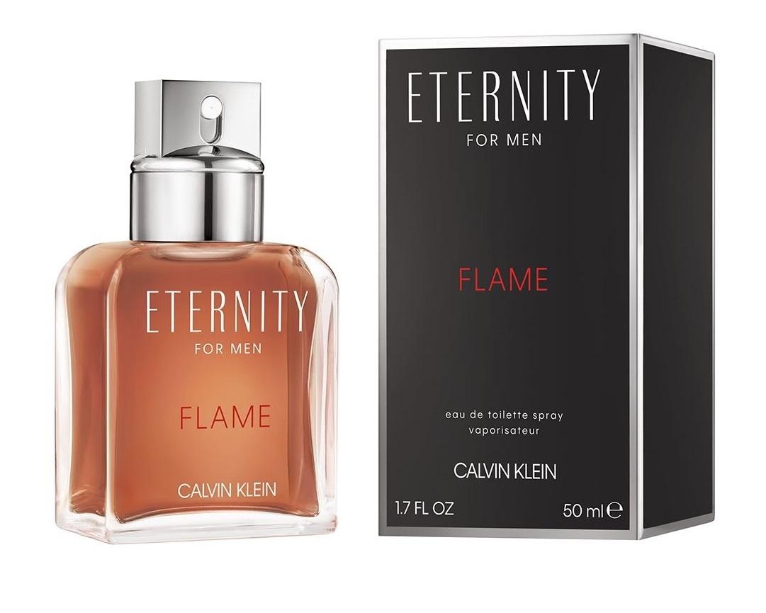 Calvin Klein Eternity Flame for men toaletní voda pro muže