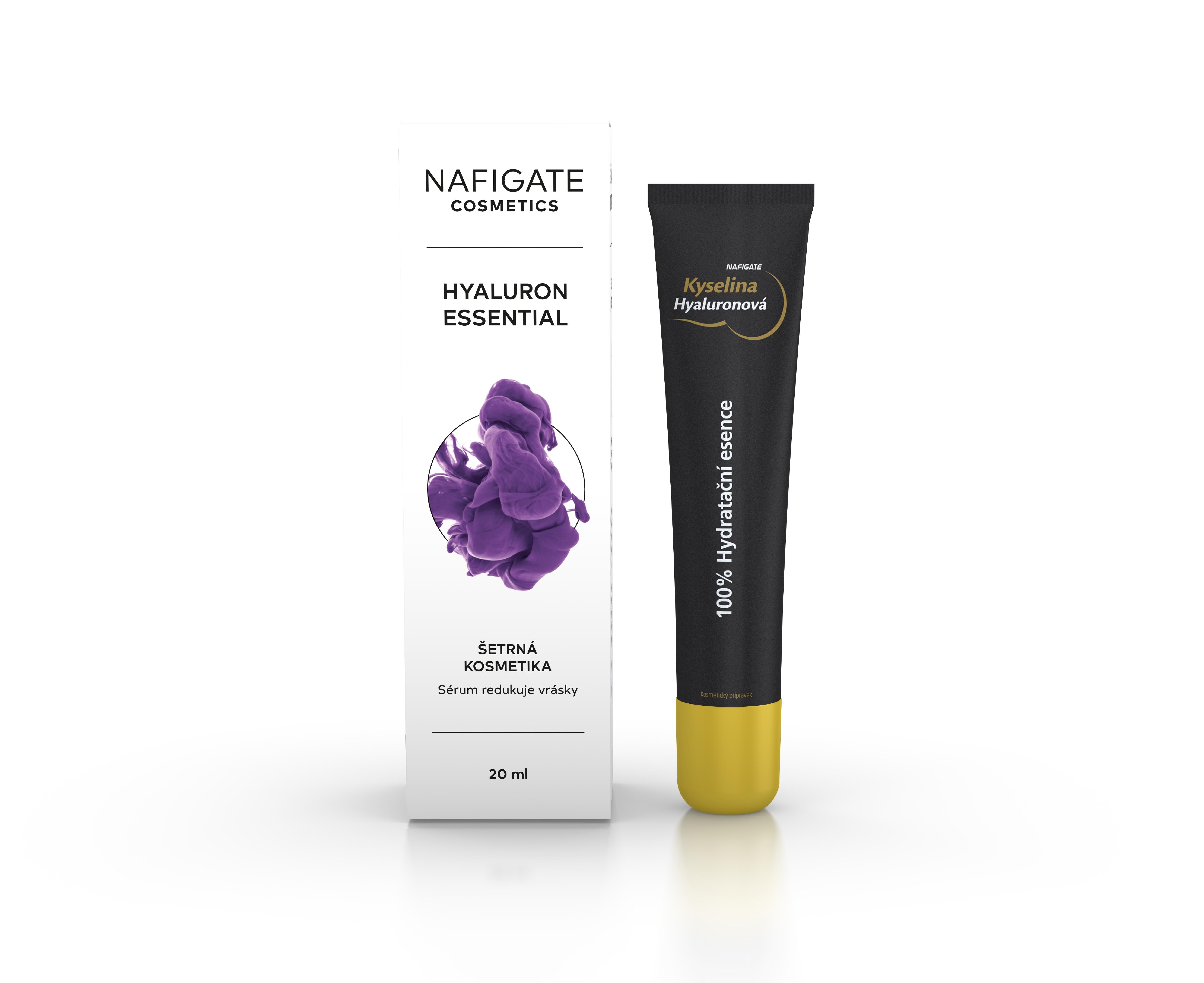 NAFIGATE Cosmetics Hydratační sérum - Hyaluron Essential