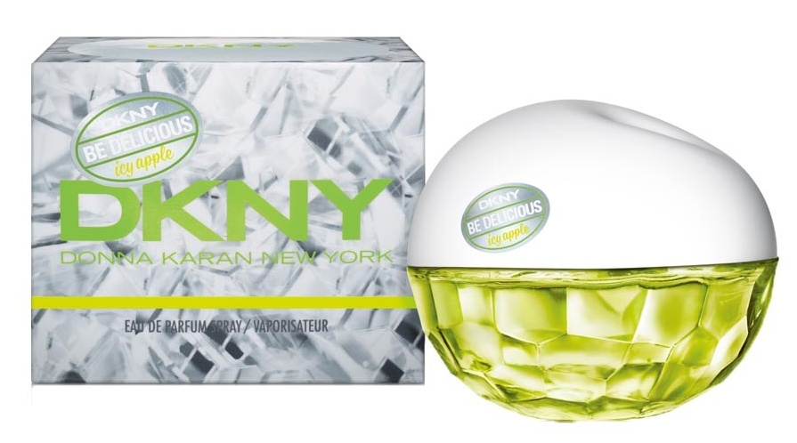 DKNY Be Delicious Icy Apple dámská parfémová voda