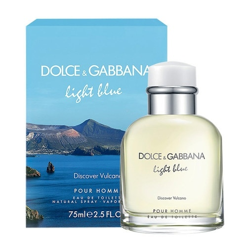 Dolce & Gabbana Light Blue Discover Vulcano toaletní voda